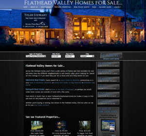 Kalispell Web Design: Flathead Valley Homes for Sale